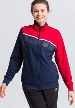 Erima - Laufjacke - navy/red/white