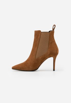 Oxitaly - LUISA  - High heeled ankle boots - sauro