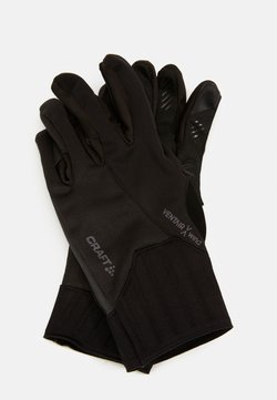 Craft - ALL WEATHER GLOVE - Fingerhandschuh - black
