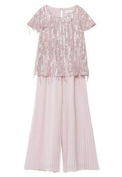 Mango - Pantalon classique - rosa pastello