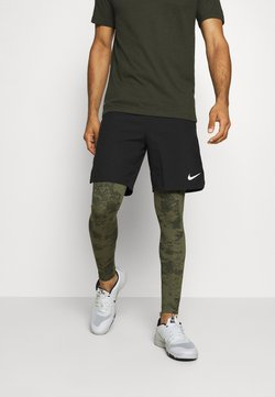 Nike Performance - Trikoot - medium olive/white