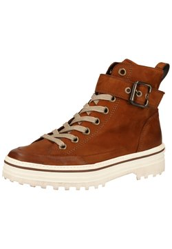 Paul Green - Ankle Boot - cognac-braun