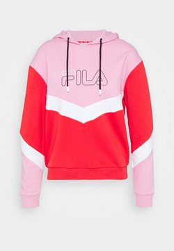 Fila - LACEY - Sweat à capuche - poppy red