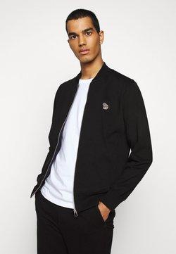 PS Paul Smith - MENS ZIP - veste en sweat zippée - black