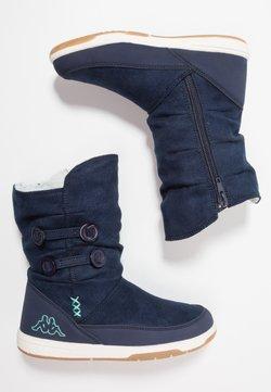 Kappa - Snowboot/Winterstiefel - navy/mint