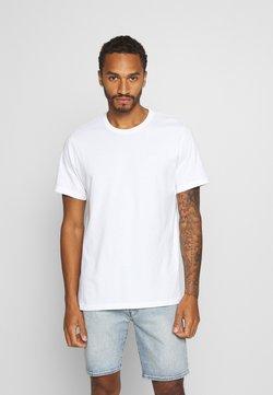 Levi's® - AUTHENTIC CREWNECK TEE - T-paita - white