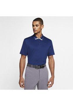 Nike Golf - DRY VAPOR SOLID - Koszulka sportowa - blue void/white/blue void