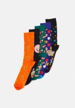 Happy Socks - GAME DAY 5 PACK UNISEX - Socken - multi
