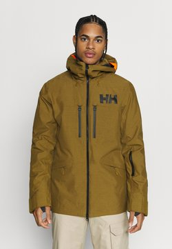 Helly Hansen - GARIBALDI 2.0 JACKET - Veste de ski - uniform green