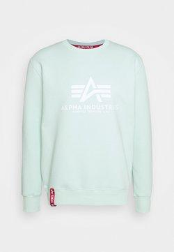 Alpha Industries - BASIC - Sweatshirt - mint