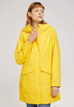 TOM TAILOR - Parka - bali yellow