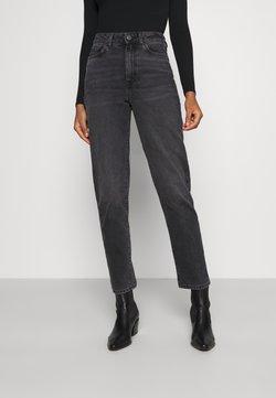 Even&Odd - Mom fit jeans - Jeans Skinny Fit - black denim