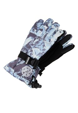 Superdry - ULTIMATE SNOW RESCUE GLOVE - Fingerhandschuh - frosted blue ice