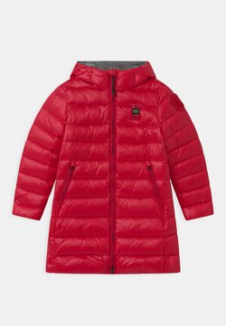 Blauer - IMPERMEABILE TRENCH LUNGHI - Donsjas - red
