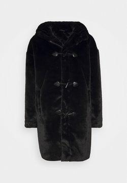 Sweet SKTBS - UNISEX DUFFLE COAT - Veste d'hiver - black