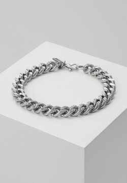 Wild For The Weekend - FEARLESS BRACELET - Armband - silver