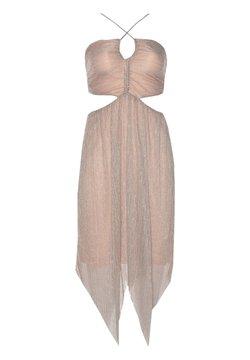 Trendyol - Sukienka koktajlowa - beige