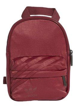 adidas Originals - MINI BACKPACK - Reppu - red
