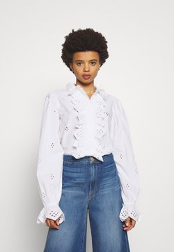 2nd Day - EDITION POPPY - Blouse - white