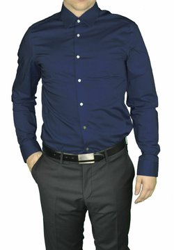 Redmond - Businesshemd - blau