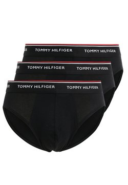 Tommy Hilfiger - PREMIUM ESSENTIAL 3 PACK - Slip - black