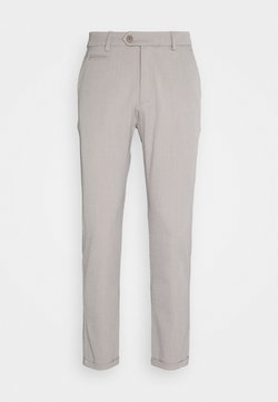 Les Deux - COMO LIGHT SUIT PANTS - Anzughose - mirage grey