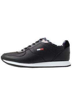 Tommy Jeans - CASUAL - Sneaker low - black