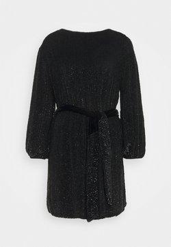 retrofête - GRACE DRESS - Cocktailkleid/festliches Kleid - black