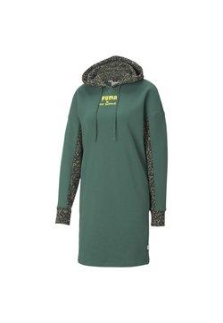 Puma - Robe en jersey - covert green