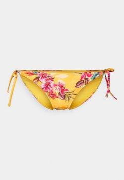 Hunkemöller - ORCHID CHEEKY - Bikini-Hose - yellow