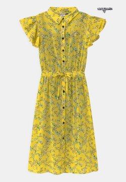 Retour Jeans - IVORY - Blusenkleid - yellow