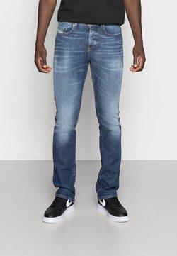 Diesel - D-VOCS - Straight leg jeans - dark-blue denim