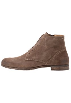 Sneaky Steve - DIRTY MID - Schnürstiefelette - taupe