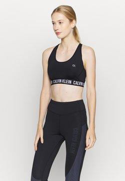 Calvin Klein Performance - BASELAYER BRA - Sport BH - black