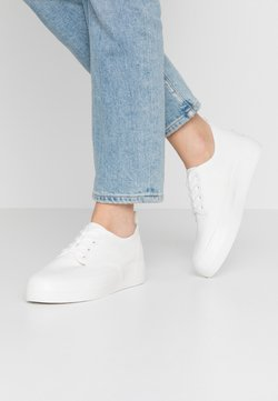 Even&Odd - Matalavartiset tennarit - white