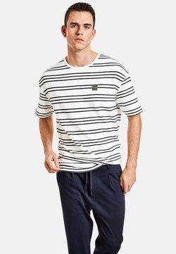 NEW IN TOWN - T-Shirt print - broken white
