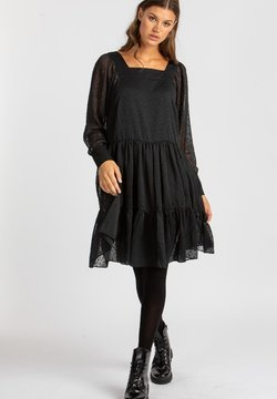 JUST FEMALE - Cocktailkleid/festliches Kleid - black