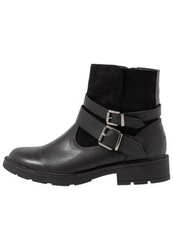 Fitters - LAIA - Botines camperos - black