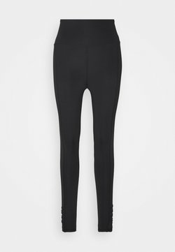 Cotton On Body - LOVE YOU A LATTE - Tights - black