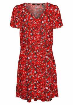 Vero Moda - Robe d'été - goji berry