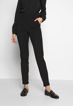 Vero Moda Tall - VMMAYA LOOSE SOLID PANT - Broek - black