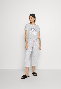 Women Secret - DOTS - Pyjama - grey