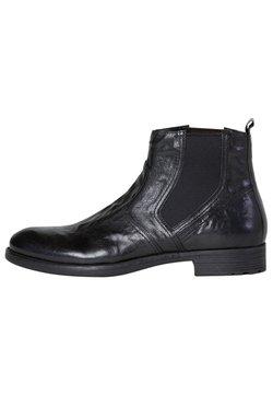 TJ Collection - Stiefelette - black