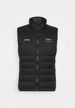 Hackett Aston Martin Racing - AMR APEX MOTO GILET - Liivi - black