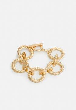 sweet deluxe - BRACELETT - Armband - gold-coloured