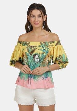 IZIA - Bluse - tropical print