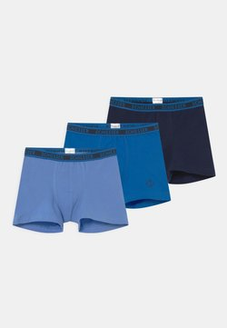 Schiesser - 3 PACK - Culotte - dark blue