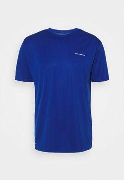 Endurance - VERNON PERFORMANCE TEE - T-shirt basic - deep ocean