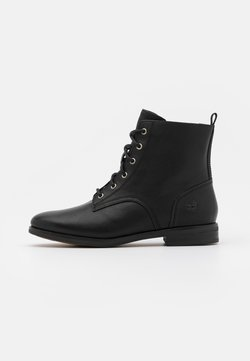 Timberland - SOMERS FALLS LOW LACE UP - Schnürstiefelette - black
