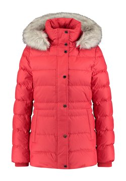 Tommy Hilfiger - NEW TYRA  - Daunenjacke - red